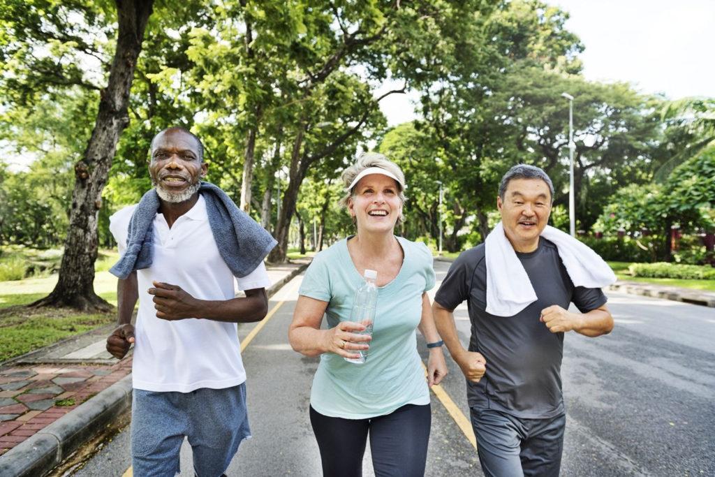โรคความดันโลหิตสูง กับการออกกำลังกาย