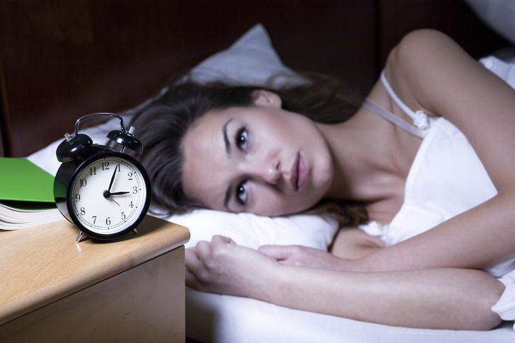 การนอนไม่หลับ