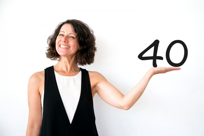 การดูแลสุขภาพวัย 40
