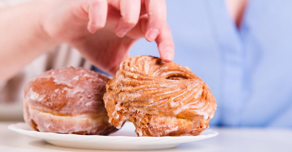 การลดความอ้วน จากการกินน้ำตาล
