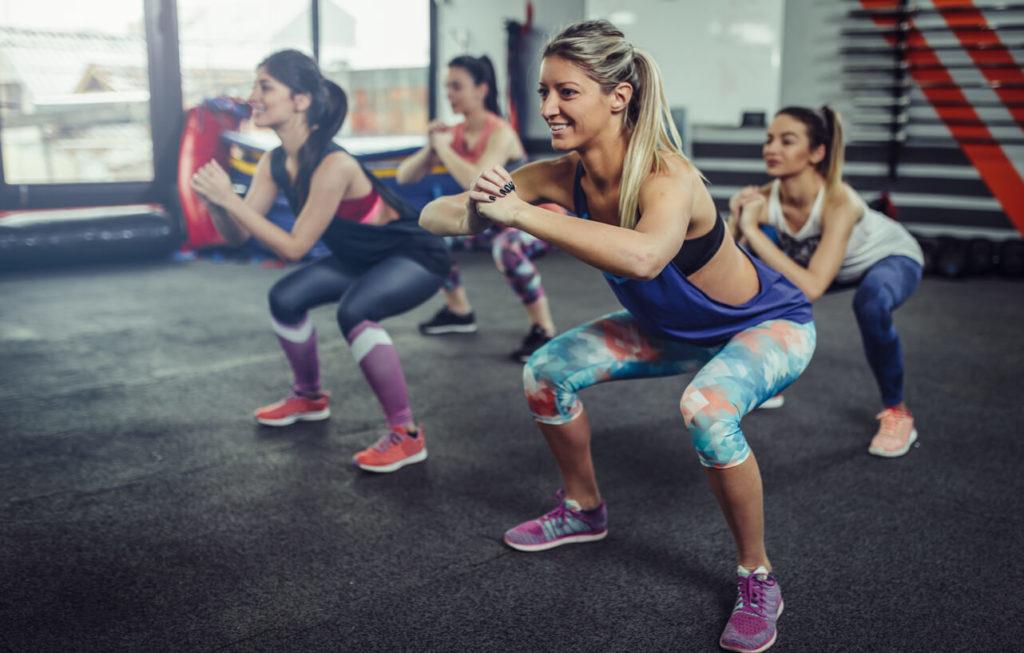 การออกกำลังกาย ง่าย ๆ