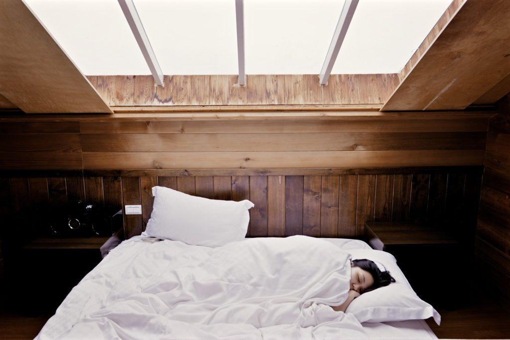 การนอนหลับ พักผ่อนที่ดี