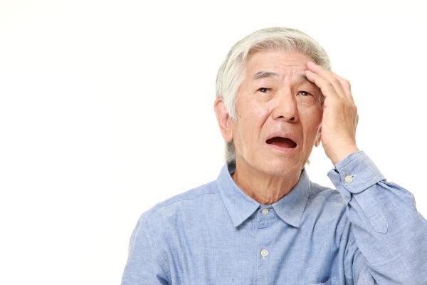 โรคอัลไซเมอร์ พบมากในผู้สูงอายุ