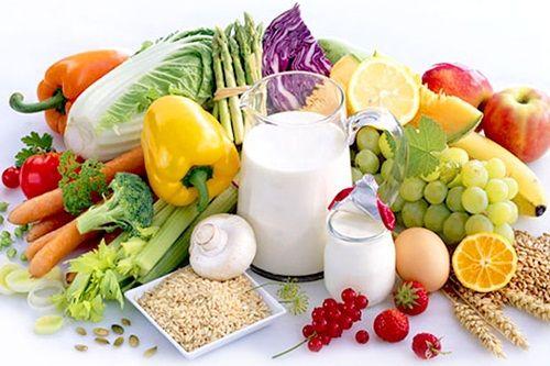 อาหารที่ดีมีประโยชน์- ผักและผลไม้