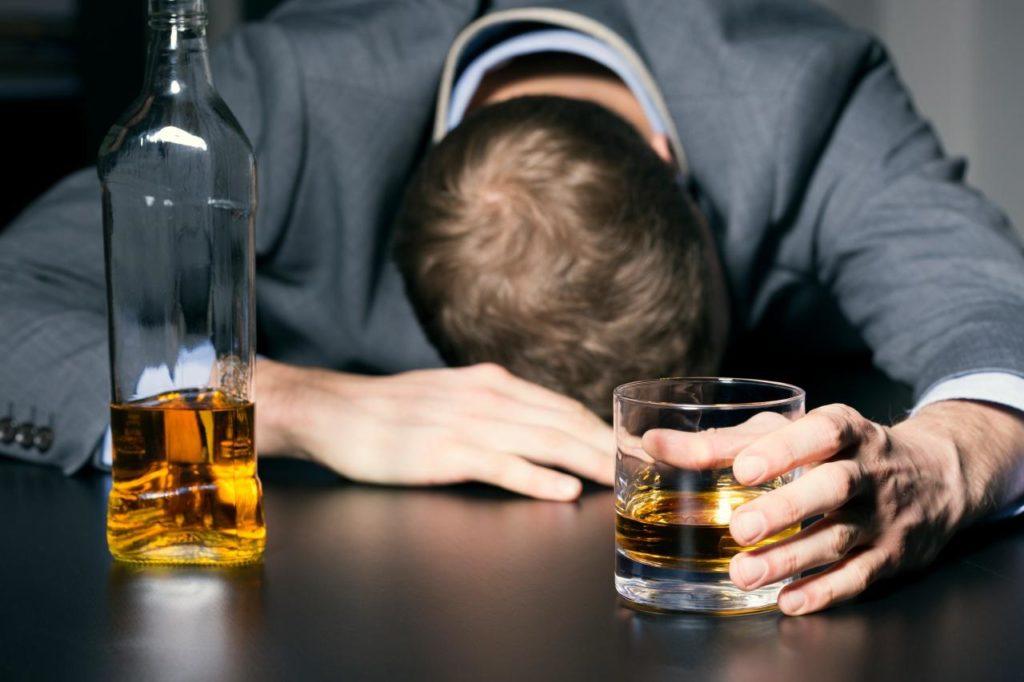 ลิกดื่มสุรา แบบหักดิบ