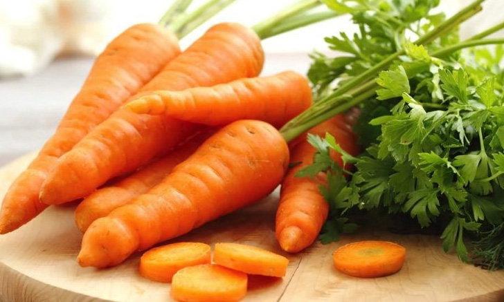กินผักเสริมภูมิคุ้มกัน -แครอท