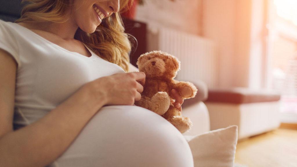 คุณแม่ตั้งครรภ์ 1