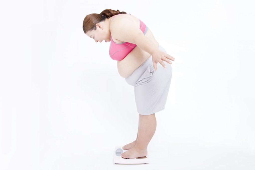 น้ำหนักบนตาชั่ง-ไขมันและกล้ามเนื้อ
