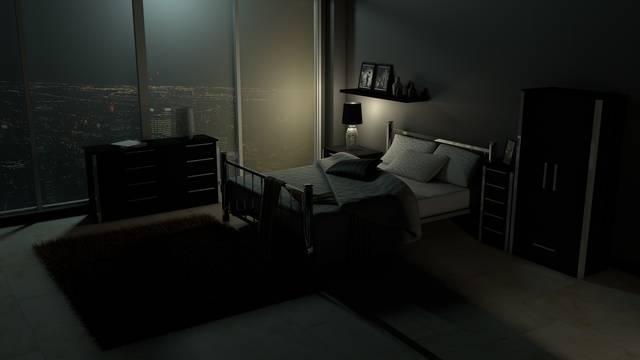 4 เทคนิคช่วยนอนหลับลึก-ปิดไฟในห้องเสมอ 2