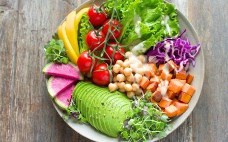 การกิน อาหารแบบ raw food