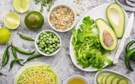 การกินอาหารดิบ raw food