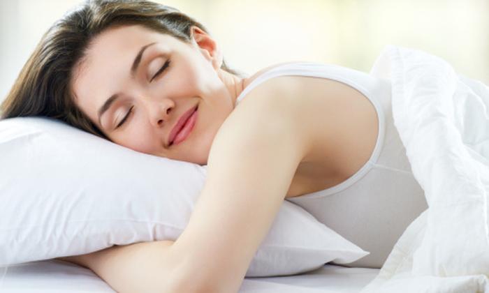 4 เทคนิคช่วยนอนหลับลึก 1