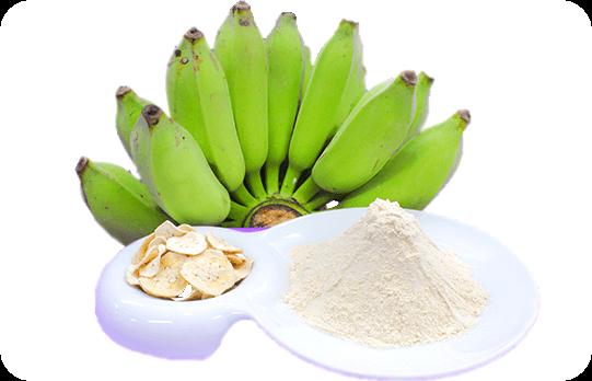 การแพ้กลูเตนในแป้งสาลี-แป้งกล้วย