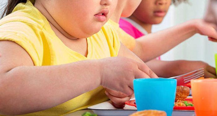สุขภาพของเด็ก-โรคอ้วน