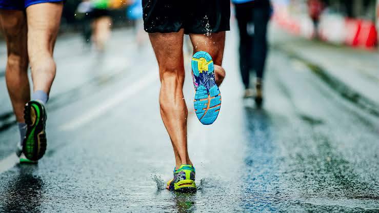 การดูแลสุขภาพ- วิ่ง