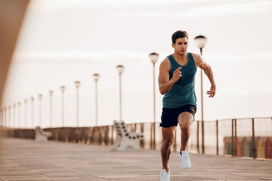 วิธีออกกำลังกาย-'วิ่ง' แบบพี่ตูน