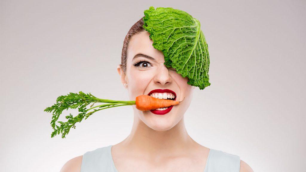 การไม่รับประทานผัก-พฤติกรรมของอาการท้องผูก