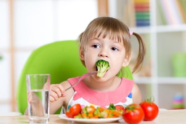 สุขภาพของเด็ก-หันมารับประทานผัก