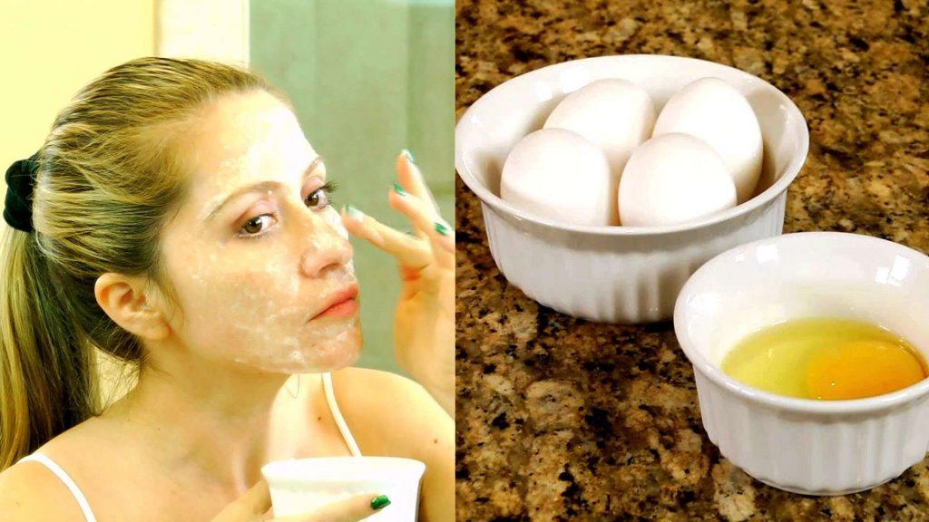 ประโยชน์ของไข่ขาว-บำรุงผิวหน้า