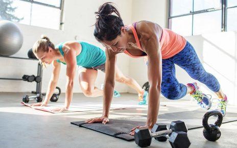 การออกกำลังกายแบบ HIIT