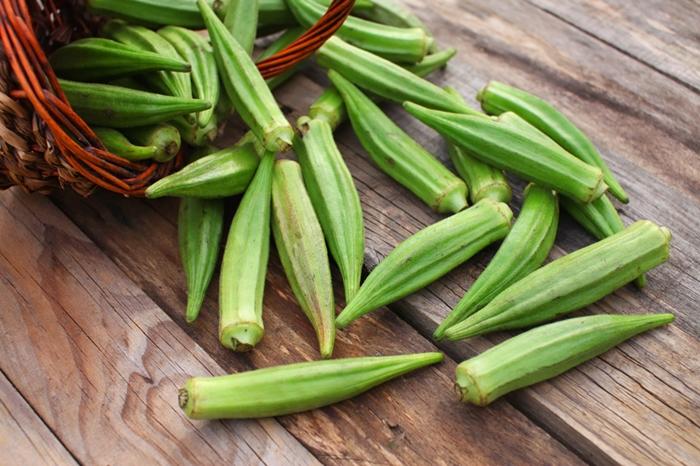 อาหารที่ช่วยไดเอท  กระเจี๊ยบเขียว