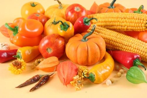 ผลไม้สีต่าง ๆ ดีต่อสุขภาพ - ผลไม้ที่มีสีส้มหรือเหลือง