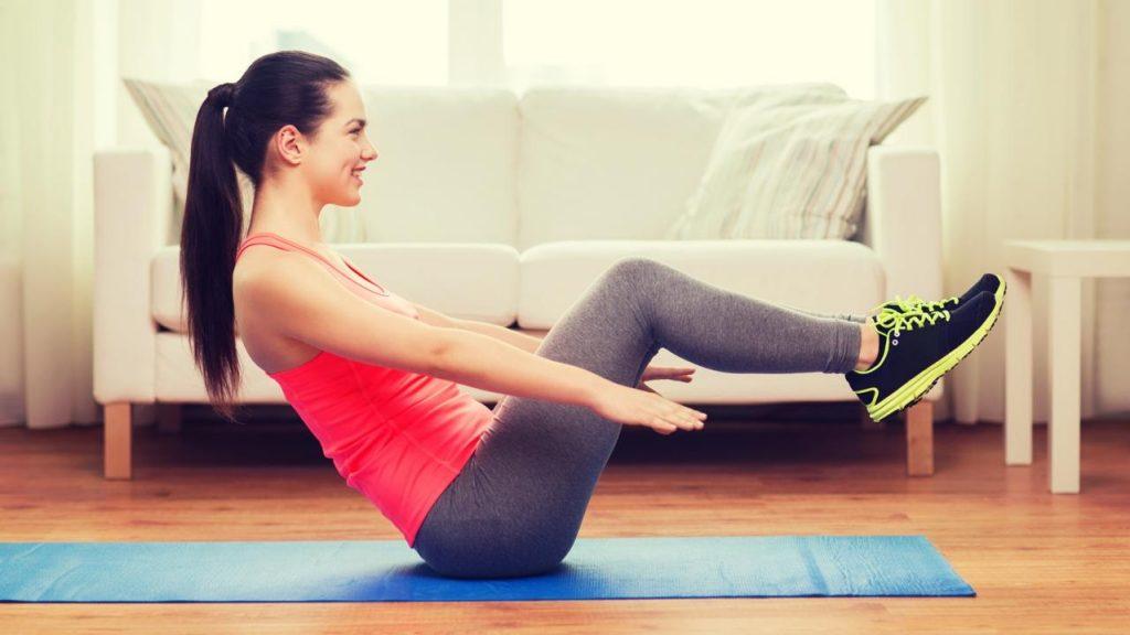 ผ่อนคลายจากความเครียด  ออกกำลังกาย