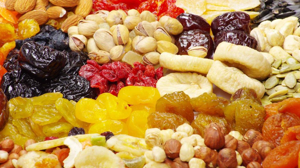 ประโยชน์จากการทานผลไม้อบแห้ง-  มีวิตามินและแร่ธาตุ