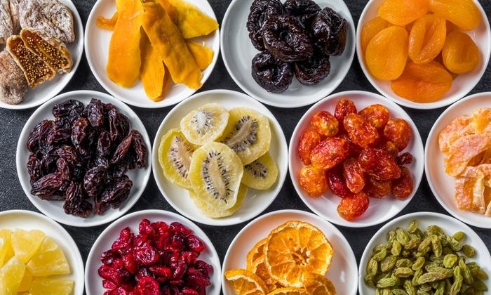 ประโยชน์จากการทานผลไม้อบแห้ง - ช่วยลดอาการท้องผูก
