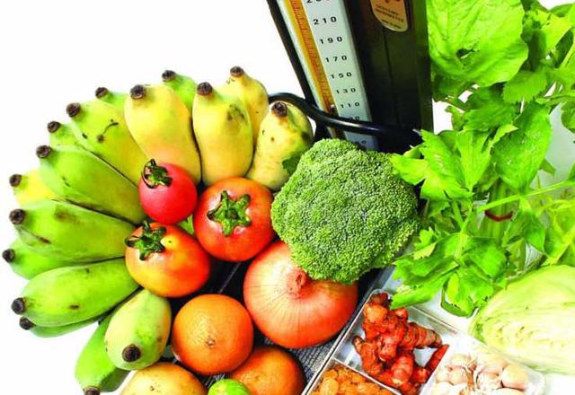 ความดันโลหิตสูง - ควรเลือกรับประทานผลไม้ที่มีวิตามินซี